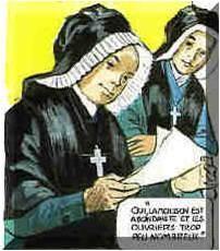 image tutelle école collège Sacré Coeur Amancey