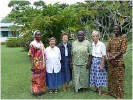 Sainte Famille en Centre Afrique, image Tutelle école collège Sacré Coeur Amancey